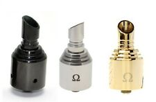 New Omega Rebuildable Dripping Atomizer RDA 1:1 Clone w Free Extra O-rings& Coil