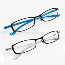 New Mens Womens Slim Full Rim Reading Glasses Frame Eyewear Reader +1.00 ~ +4.00