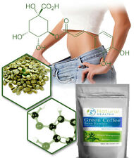 GREEN COFFEE GARCINIA CAMBOGIA COLON CLEANSE DETOX WEIGHT LOSS FAT BURNER DIET