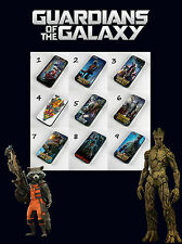 GUARDIANS OF THE GALAXY PHONE CASES FOR IPHONE 4 4S 5 5S 5C & 6 MARVEL