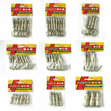 NEW M6 M8 M10 Rawl Expansion Closed Open Hook Anchor Bolts Wall CONCRETE BRICK