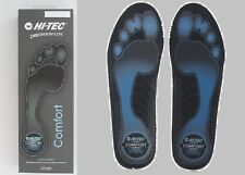 HI-TEC COMFORT ORTHOLITE SOCKLINERS SHOES INSERTS INSOLES