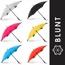 BLUNT LITE Rain Lightweight Umbrella - Strong Wind Rated - VARIETY COLOURS