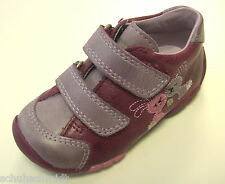 ELEFANTEN Children Shoes Low Velcro Running Lern Purple M Art 1 400 772