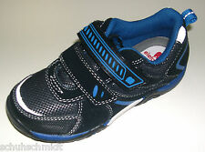 ELEFANTEN Children Shoes Low Shoes Velcro Shoe Velcro Leather 1 411 788 Black M