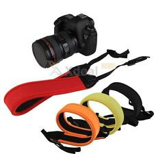Adjusted Neoprene Neck Strap Belt for Canon Nikon Sony Pentax DSLR Camera New