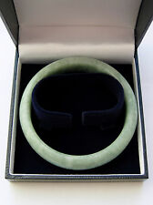 Jade Jadeite Bangle A Grade - High Quality Natural Untreated Stone 64mm - 67mm