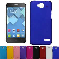 Deluxe Impact Solid Hard Case Cover For Alcatel One Touch Idol Mini OT-6012