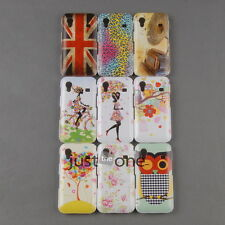 Cute Lovely Design Skin Case Cover Back for Samsung Galaxy Ace S5830 Hot Sale