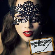 Lady's Women Sexy Graceful Lace Charm Hollow Masquerade Fancy Party Eye Mask