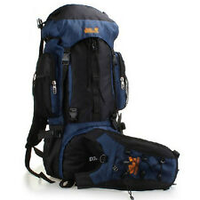 X Large 70L Travel Hiking Camping Climbing Luggage Ourdoor Rucksack Backpack Bag