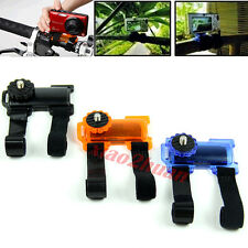 Bicycle Action Mount Bracket Holder For Digital Camera Camcorder Canon Nikon New