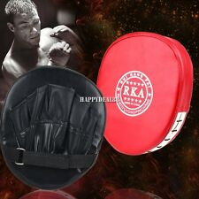 Boxing Mitts Training Target Focus Punch Pad Glove MMA Karate Muay Thai Kick HD2