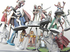 multi-list Dragonlance & ad&d misc Ral Partha Dungeons and dragons figures metal