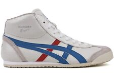 Onitsuka Tiger Mexico Mid Runner DL409 0142 New Unisex Blue White Running Shoes