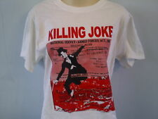 KILLING JOKE WARDANCE TSHIRT red lorry yellow lorry 1919 ALL SIZES