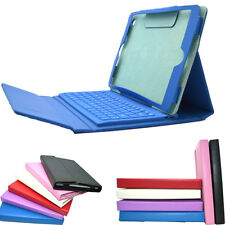 Wireless Bluetooth Keyboard Flip Leather Case Cover w/ Stand For iPad Air / 5