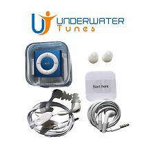Waterproof iPod Shuffle (LATEST GEN)  & Waterproof Headphones - ALL NEW