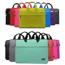 "Women men Briefcase Laptop Notebook Carry Sleeve Case Bag Cover f 14""/15"" laptop"