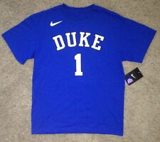 NWT Jabari Parker NIKE Duke Blue Devils Milwaukee Bucks Jersey Shirt YOUTH M L