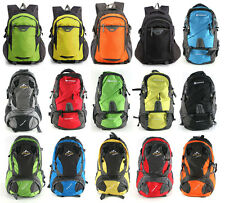 20-35L Hiking Travel bag Camping Luggage Rucksack Backpack Trekking Fishing Bag