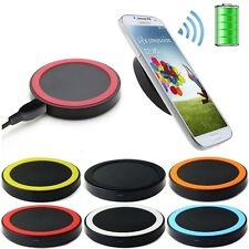 Qi Wireless Charging Charger Pad For iPhone Samsung Galaxy S5 Nokia LG Nexus