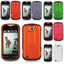 Colorful Rubberized Hard Case Cover For T-Mobile HTC myTouch 4G Slide Accessory