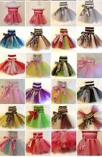 tutu dress sz 0-10 months tutu skirt photograph birthday party baby dress tulle