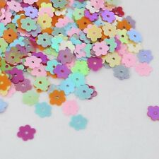 New Colorful Flower Loose Sequins Paillette Many Colors Wedding Decoration Craft