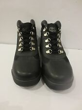 Timberland Field Boot Leather/Fabric - K Lace-Up Toddler/Little