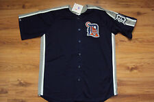 DETROIT TIGERS NEW MLB MAJESTIC CROSSTOWN RIVALRY JERSEY