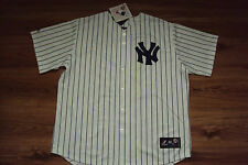 CC SABATHIA NEW YORK YANKEES NEW MLB MAJESTIC OFFICIAL JERSEY