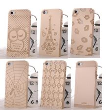 """Ultra Thin Luxury Gold Cartoon Hard Plastic Case Cover for Apple iPhone 6 4.7"""""""
