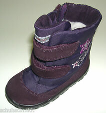 ELEFANTEN Children Shoes Low Velcro Running Lern M 1 401 785 Purple