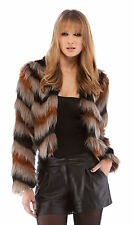 Twelfth St. by Cynthia Vincent | Faux Fur Chubby - Multi