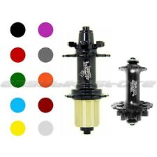 10 Colors * Front + Rear HubSet * Circus Monkey HDW2 HDW3 Disc Hub MTB 24/28/32H