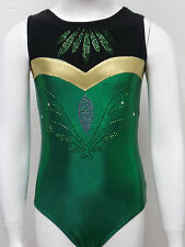 Frozen themed leotard from Arisbeth's Leotards