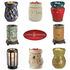 CANDLE WARMER USE WITH SCENTSY YANKEE WOODWICK - PICK YOUR STYLE - FREE WAX