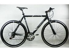 Hybrid road bike/racer /racing bike brand new -black