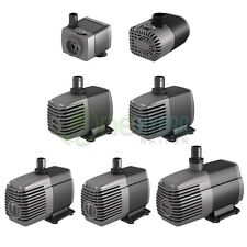 Active Aqua Submersible Water Pumps Aquarium Reservoir Fountain Pond Hydroponics