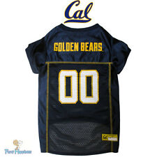NCAA Pet Fan Gear CALIFORNIA STATE GOLDEN BEARS Jersey Shirt for Dog Dogs Puppy