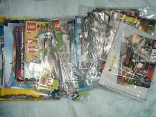 Lego Instruction Booklets Pick your Set, Many to Choose From