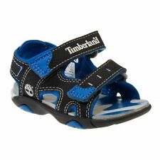 Timberland River Quest 69857 New Toddler Baby Black Blue Summer Sandals Shoes