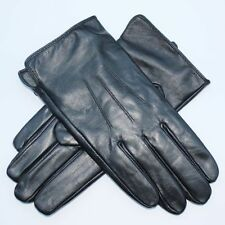 Jasmine Silk Mens Luxury Genuine Leather Dressing Gloves **WITH FREE DELIVERY**
