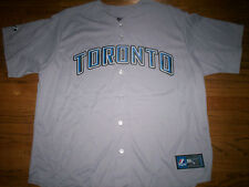 TORONTO BLUE JAYS NEW MLB MAJESTIC OFFICIAL JERSEY