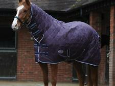 Brand New Horse Pony Cob Weatherbeeta Wave Quilted 210D Medium Stable Rug Combo