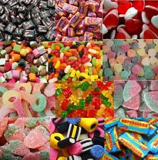 1000GRAMS 1 KILO 1KG BAGS RETRO FAVOURITE SWEETS CHOOSE FROM 60 DIFFERENT TYPES
