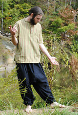 Hand-Loomed Cotton Aladdin/Harem/Afghani  Pants