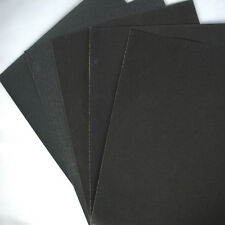 WetT& Dry Silicon Carbide Sanding Sheets Sandpaper Abrasives free shipping
