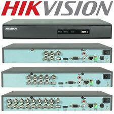 Hikvision HVI-SV HD 960H 4 8 16 Channel BNC HDMI CCTV DVR Recorder Hard Drive
